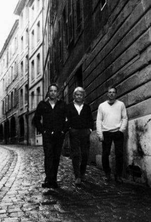 od lewej: Jacques, Zanotta i Flagollet