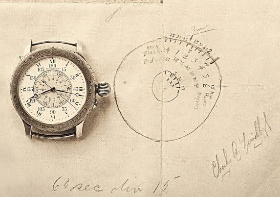 Longines - zegarek Lindbergha