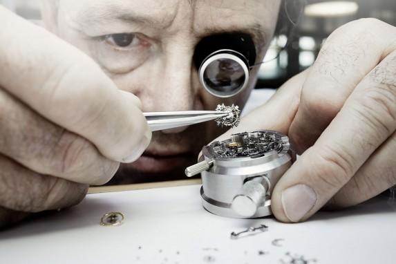 Praca w manufakturze Vacheron Constantin