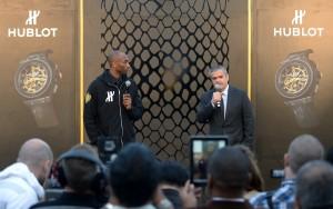 Kobe Bryant i Ricardo Guadalupe