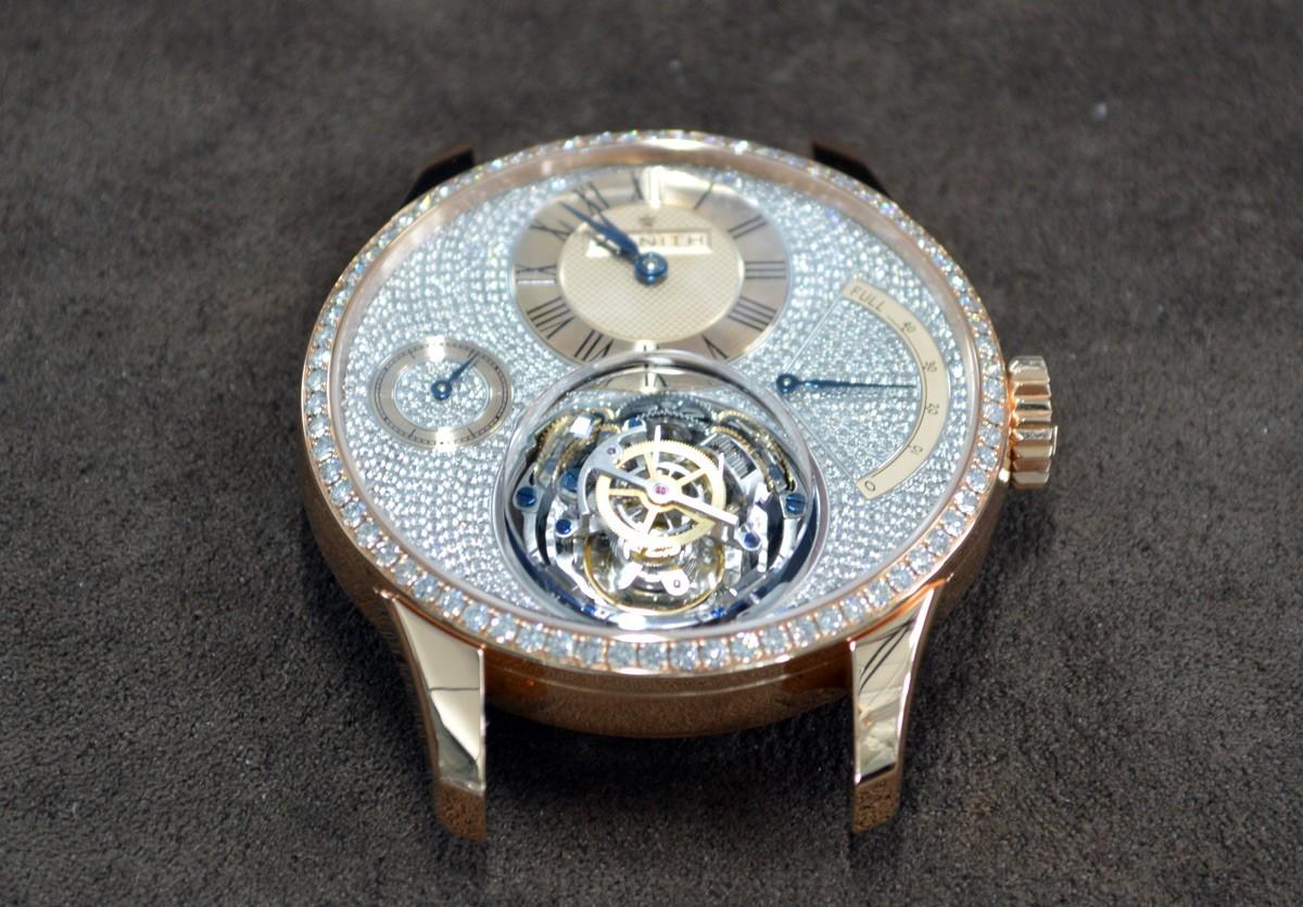 Gotowy zegarek... i to jaki!
