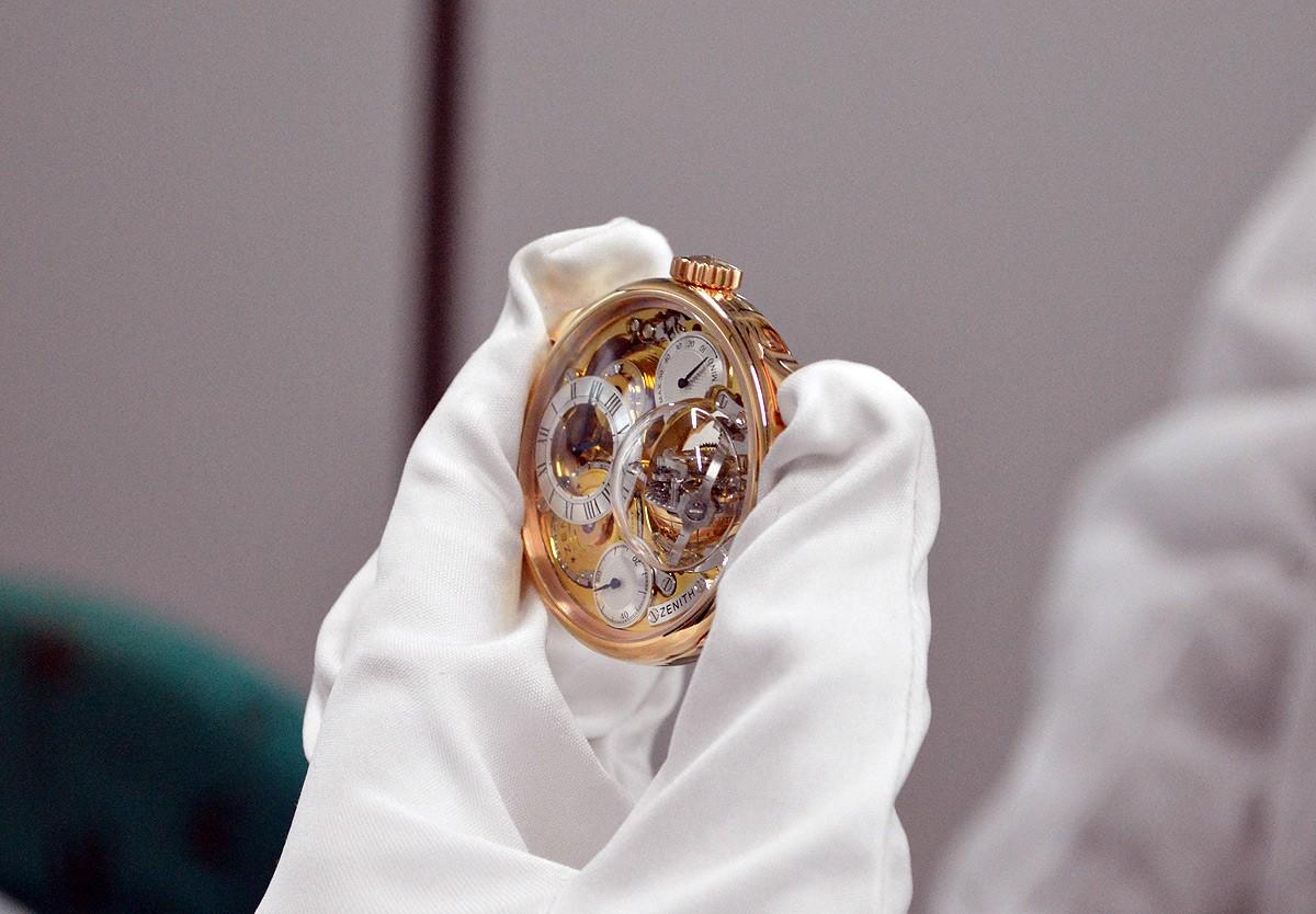 Gotowy zegarek