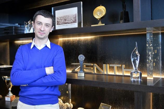 Nagroda CH24.PL w siedzibie manufaktury Zenith
