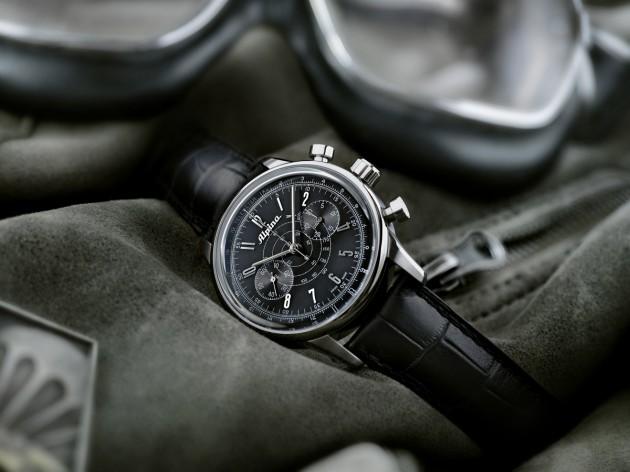 130 Heritage Pilot Chronograph