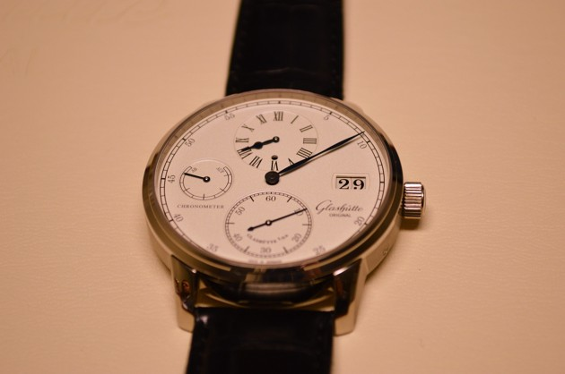 Senator Chronometer Regulator