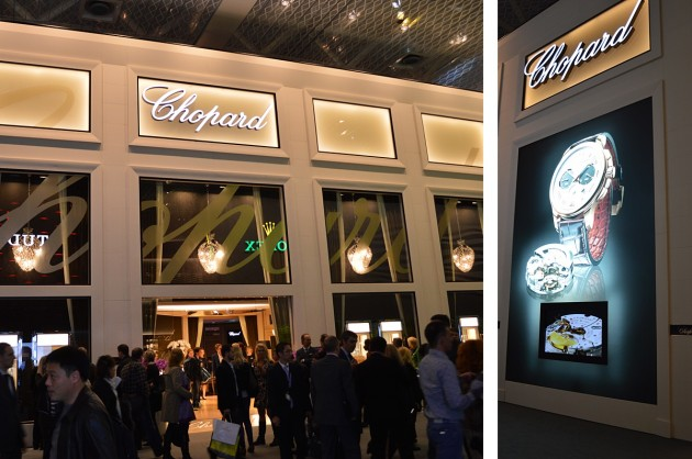 Chopard - BaselWorld 2013