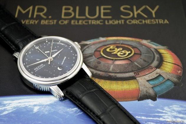 Mr. Blue Sky...