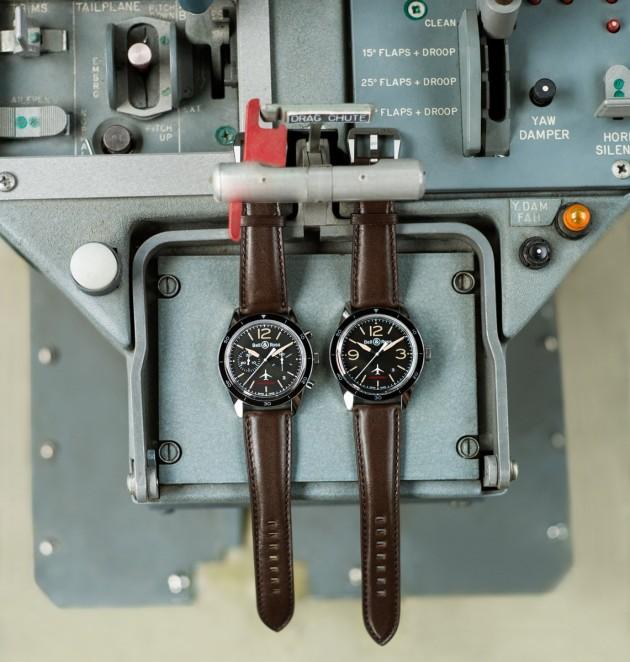 BR123 i BR126 Falcon
