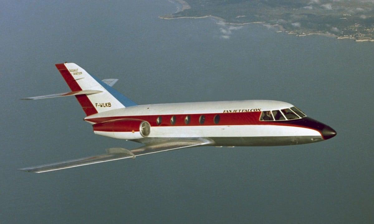 Falcon 20 © Dasault Aviation