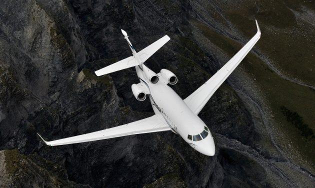 Falcon 7X © Dasault Aviation