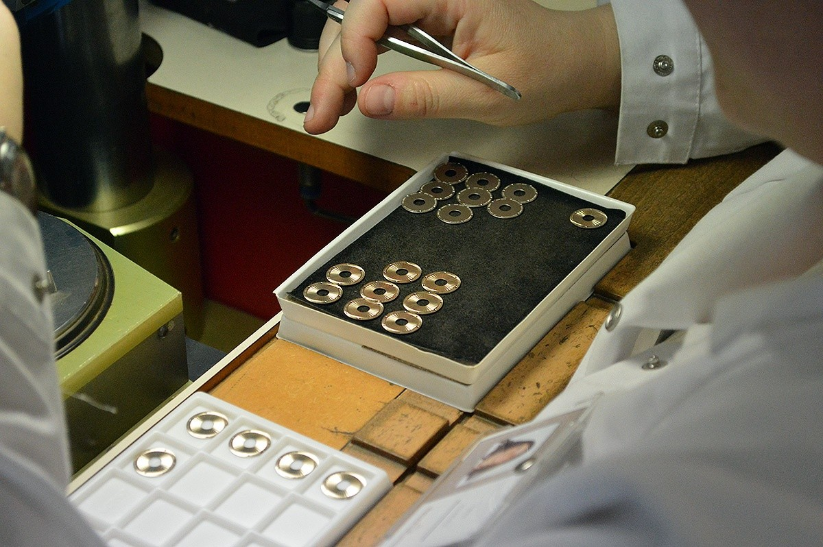 Manufaktura Jaeger-LeCoultre