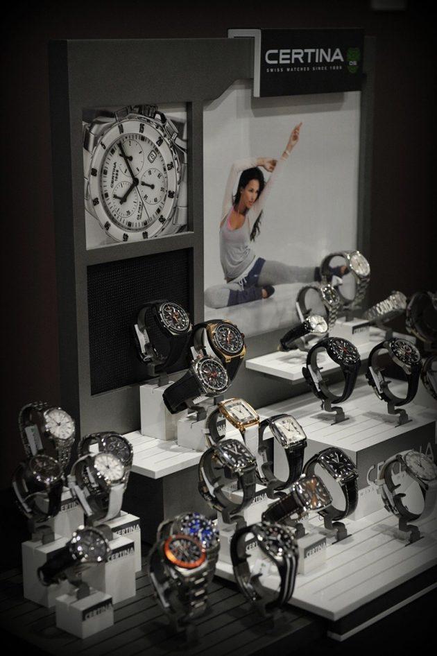 kolekcja zegarków Certina
