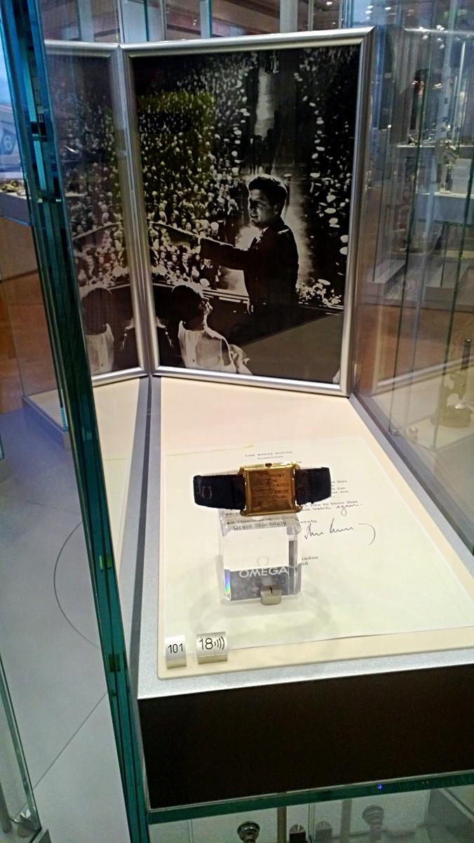 muzeum Omegi - JFK