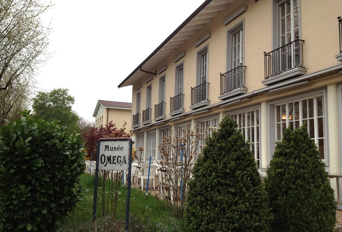 Muzeum Omegi w Biel