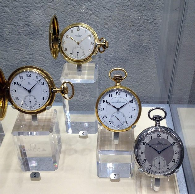 Modele z certyfikatem chronometru