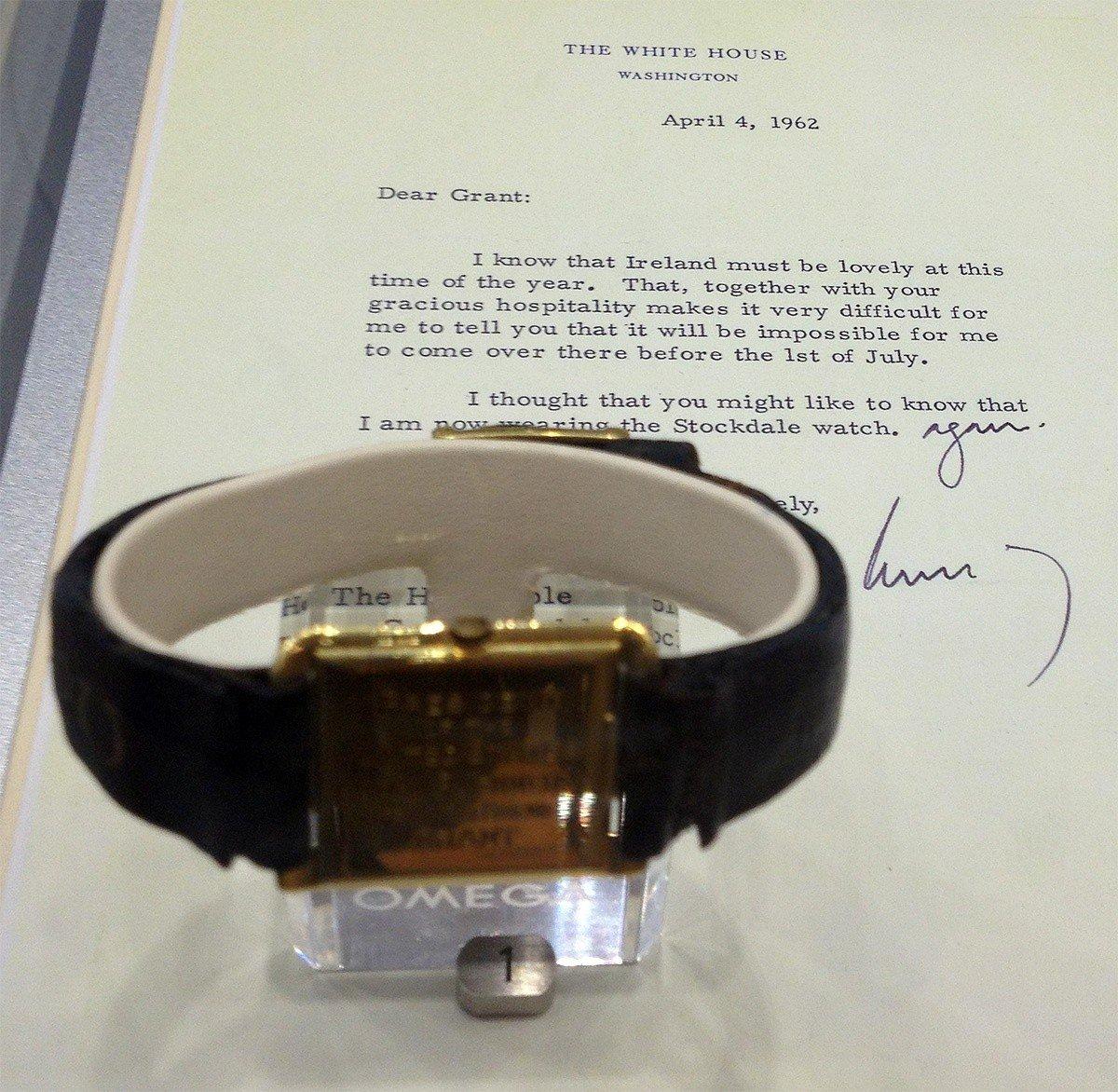 Zegarek Kennedy'ego