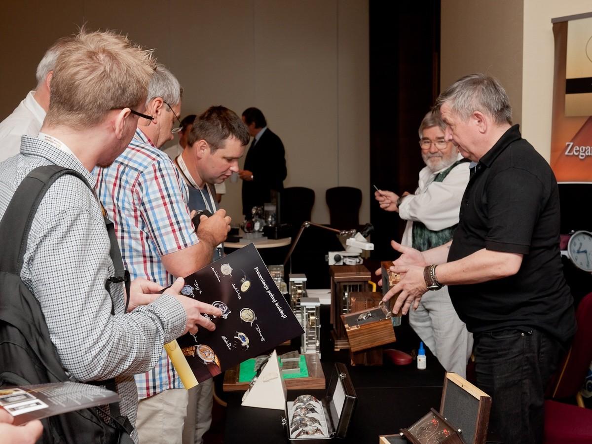Spotkanie Klubu Miłośników Zegarów i Zegarków 2013