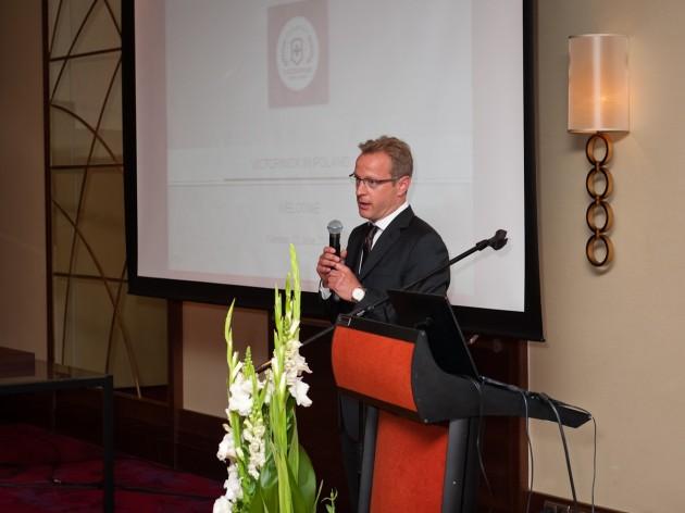 Michael Meier – International Sales Director Victorinox