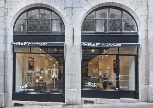 M.A.D Gallery / foto: mb&f