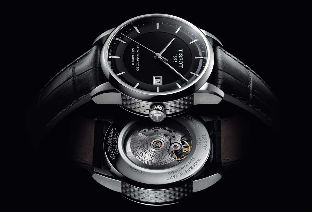 Basel 2013: Tissot Luxury Automatic