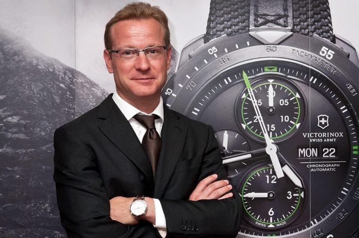 Wywiad Michael Meier (International Sales Director Victorinox Swiss Army)