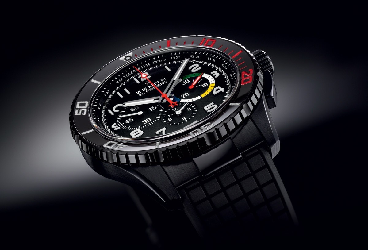 Stratos Flyback Rainbow Limited Edition