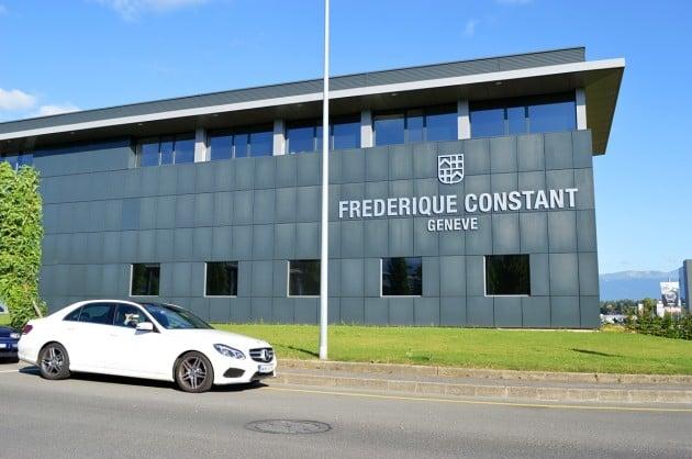 manufaktura Frederique Constant...
