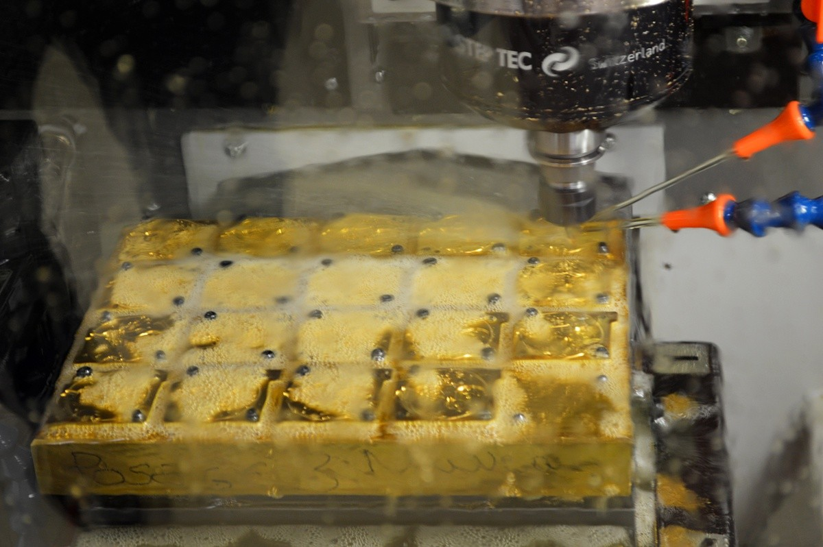 CNC in action