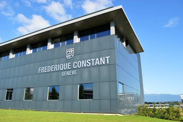 manufaktura Frederique Constant