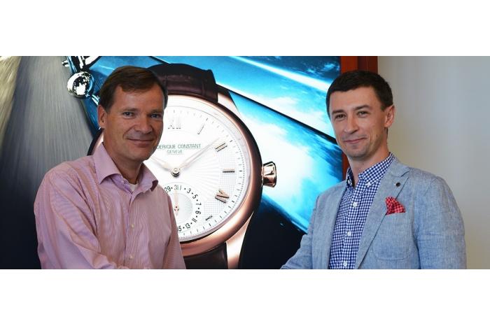 Wywiad Peter Stas (CEO, Frederique Constant)