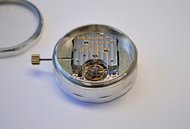 kaliber Ref.5101R - tourbillon 10-dniowy