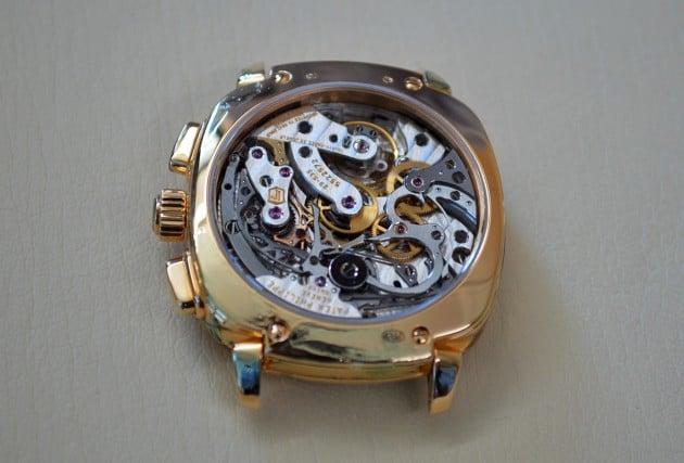 kaliber Ref.7071R - chronograf