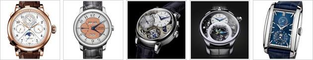 Zegarek z kompikacjami