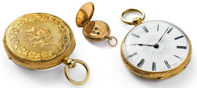 Zegarek Meliny z 1869 roku