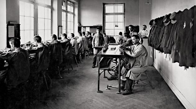 manufaktura IWC - rok 1900