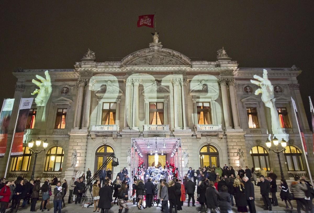 Grand Prix d'Holrogerie de Geneve 2013