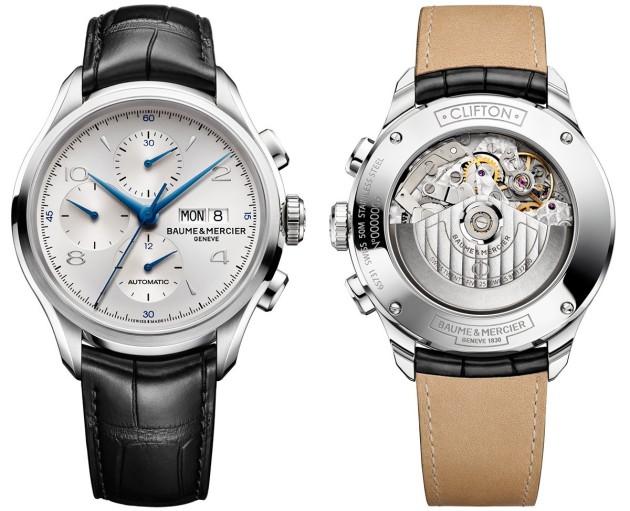 Baume&Mercier Clifton Chronograph 10123