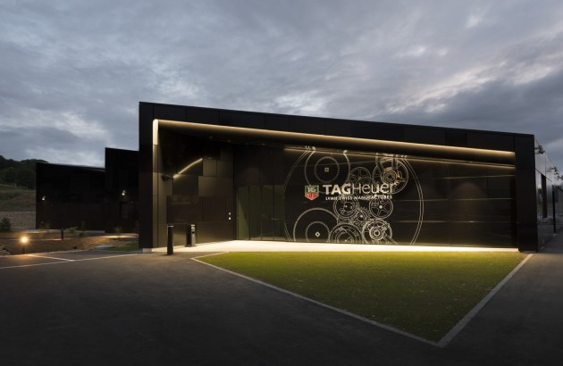 Nowy budynek w Chevenez