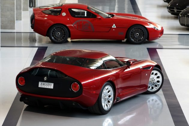 Alfa Romeo TZ3 Corsa i TZ3 Stradale