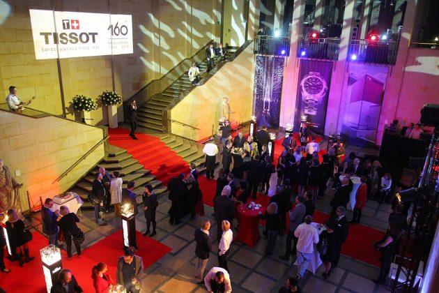 Obchody 160-lecia marki Tissot w Polsce