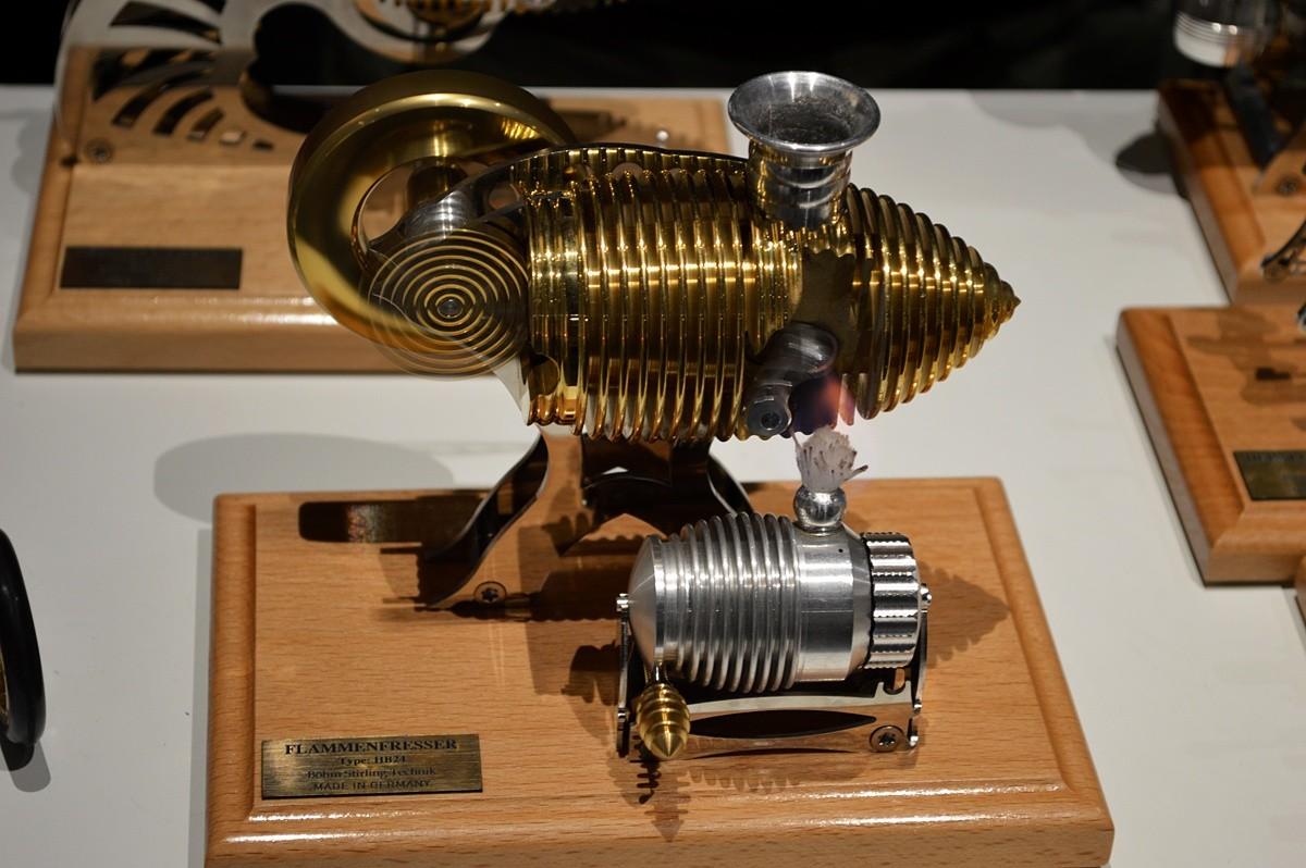 mini-maszyna parowa