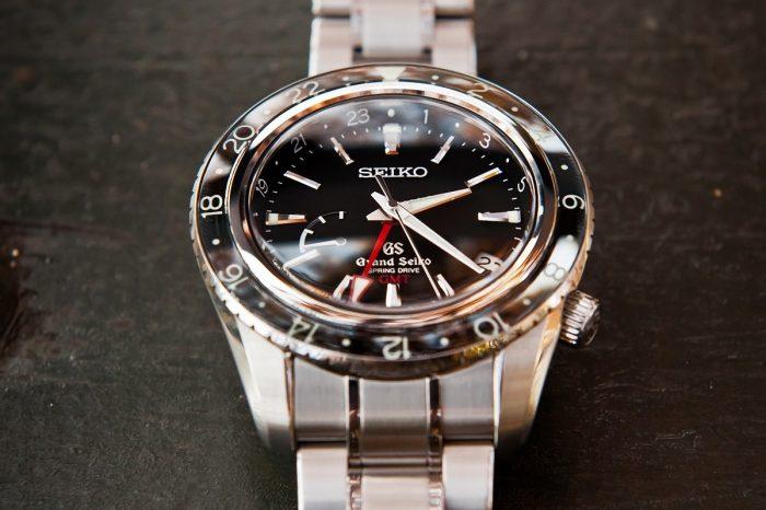spotyka się z zegarkiem seiko