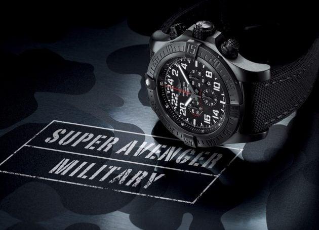 Super Avenger Military Limited Series
