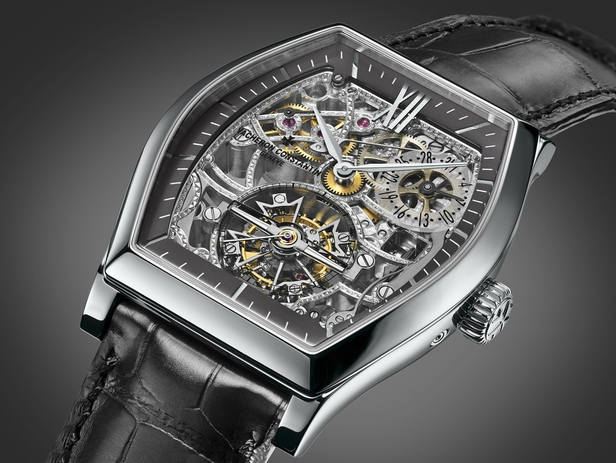 Malte Tourbillon Openworked