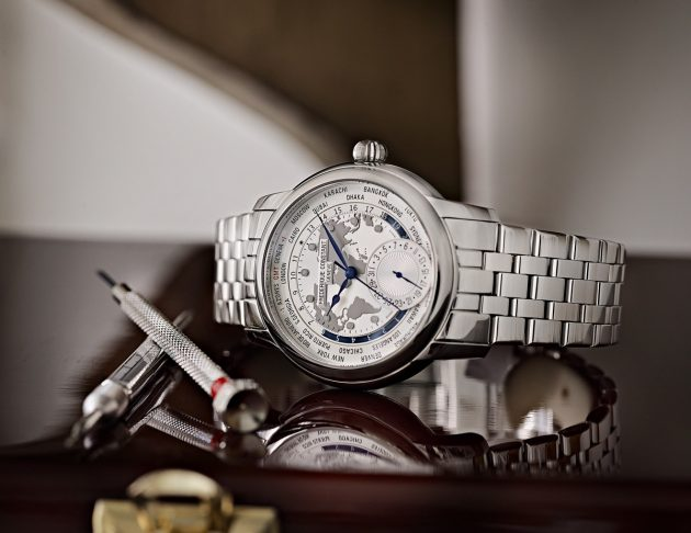 Classic Manufacture WorldTime Bracelet