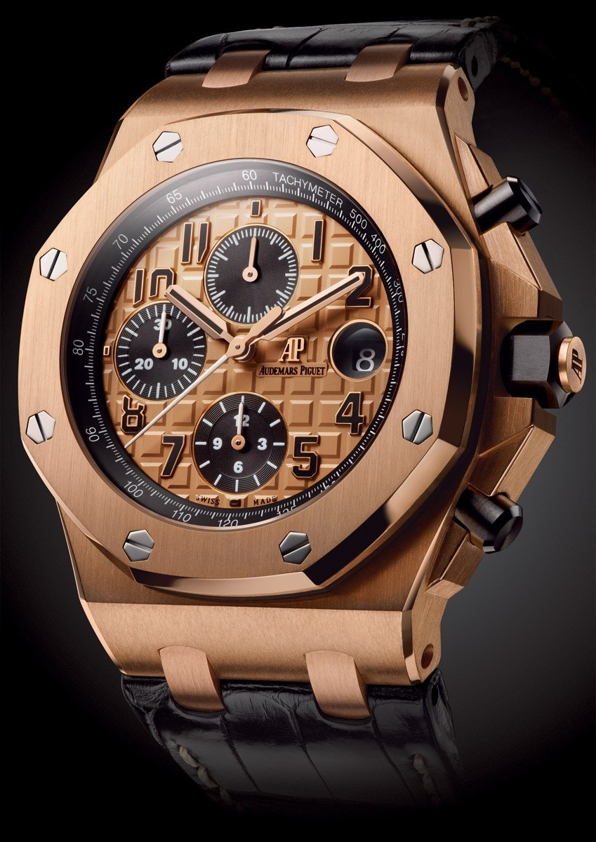Royal Oak Offshore Chronograph Gold