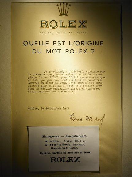 Certyfikat rejestracji nazwy, 1908