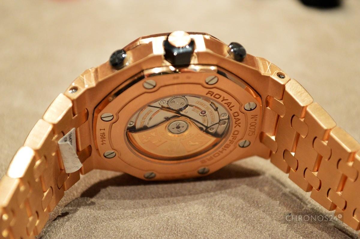 Royal Oak Offshore - kaliber 3126/3840