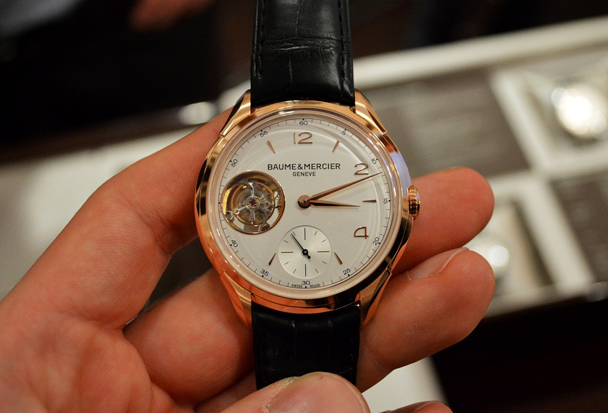 Clifton 1892 Flying Tourbillon
