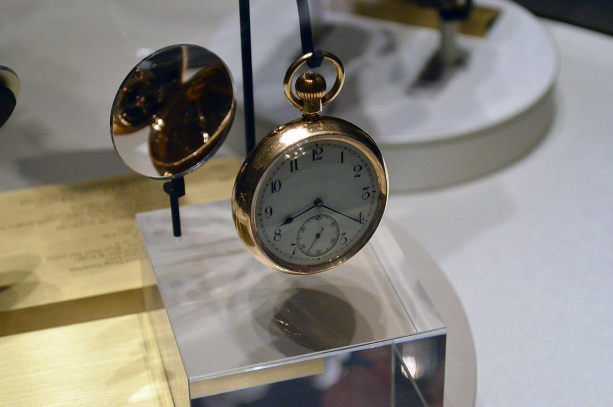 Zegarek kieszonkowy Baume&Mercier
